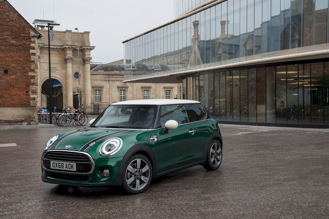 Mini Cooper S 60 Years Edition 10