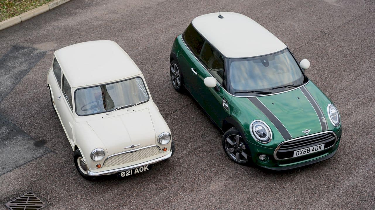 Mini Cooper S 60 Years Edition 12