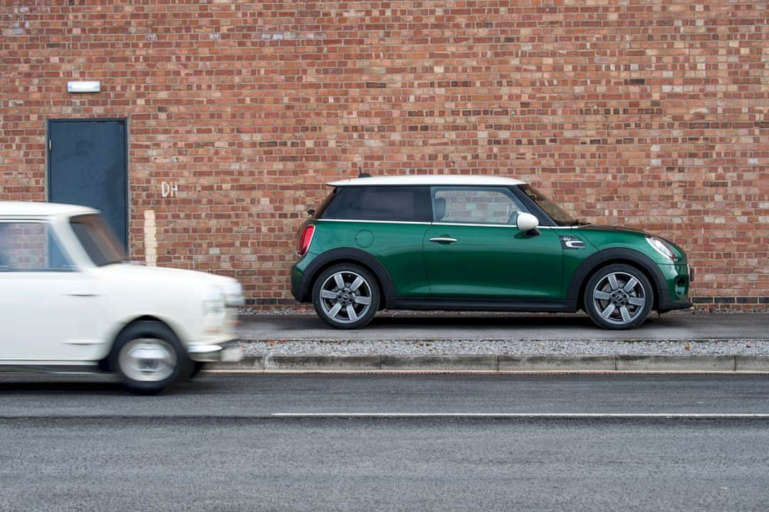 Mini Cooper S 60 Years Edition 13