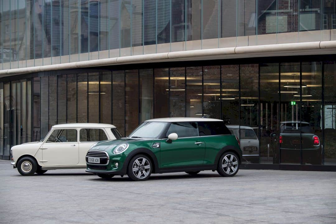 Mini Cooper S 60 Years Edition 14