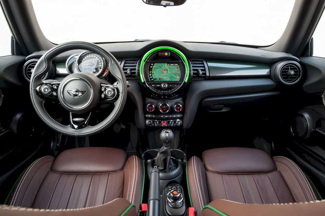 Mini Cooper S 60 Years Edition 4