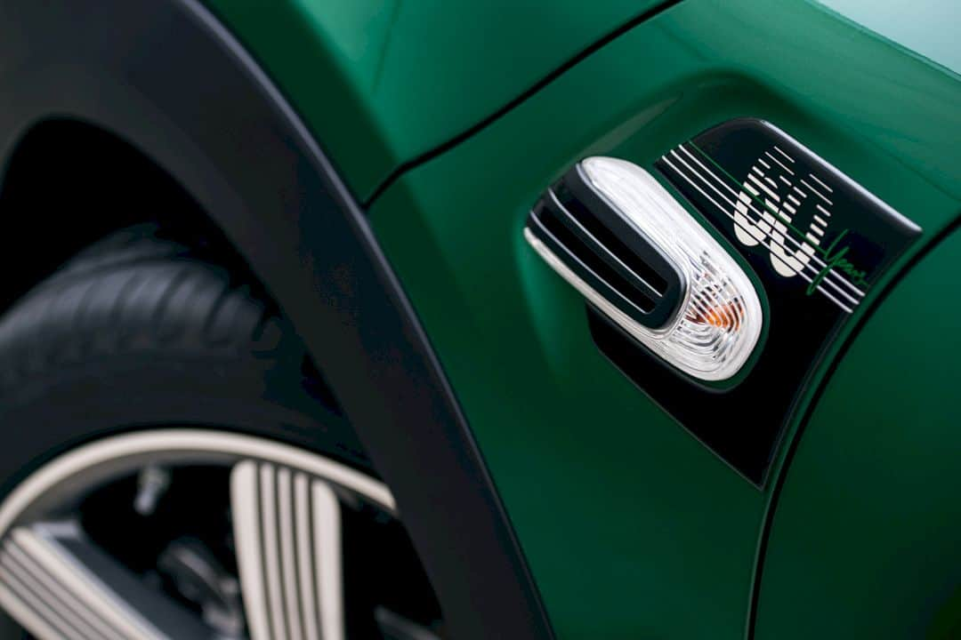 Mini Cooper S 60 Years Edition 7