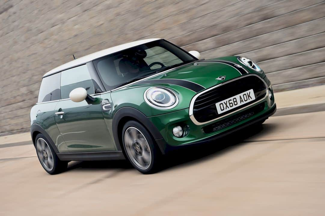 Mini Cooper S 60 Years Edition 8