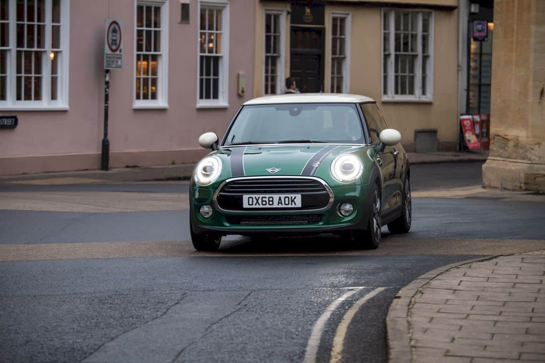 Mini Cooper S 60 Years Edition 9