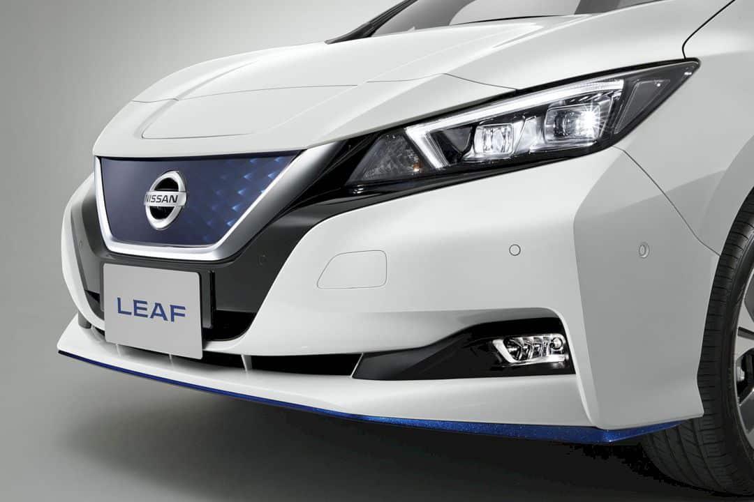 Nissan Leaf E 1