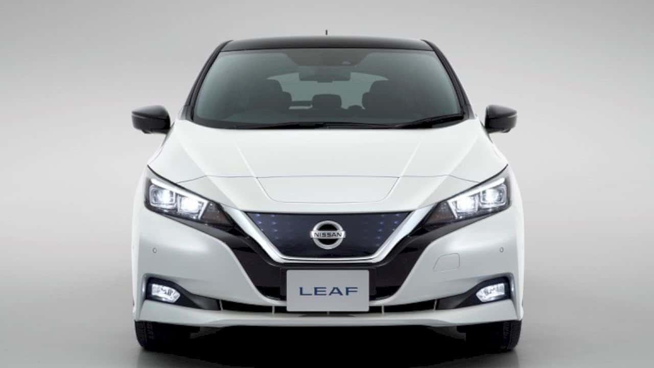 Nissan Leaf E 3