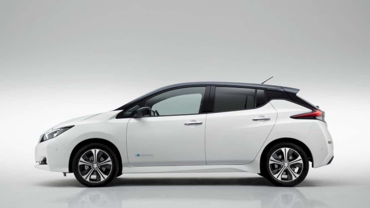 Nissan Leaf e+: the car that does much more