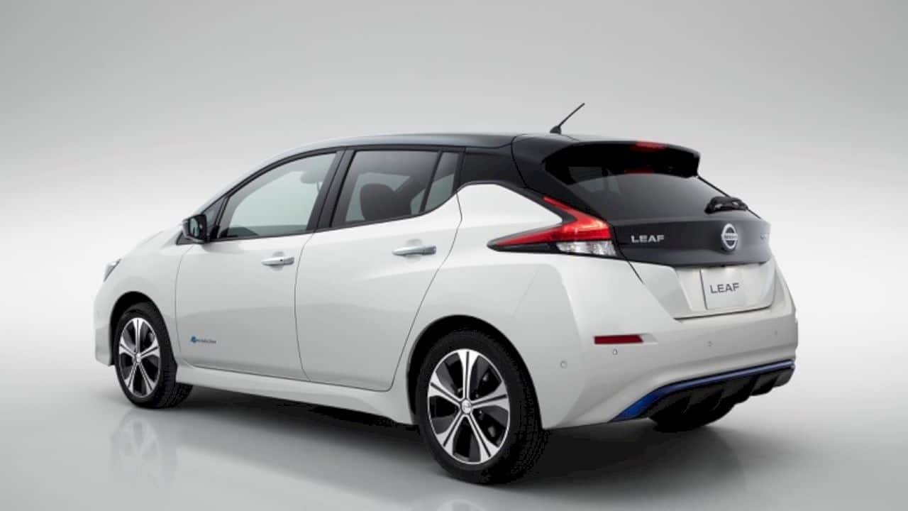 Nissan Leaf E 5