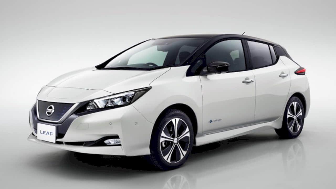 Nissan Leaf E 6