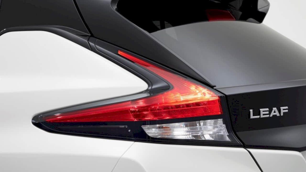 Nissan Leaf E 8