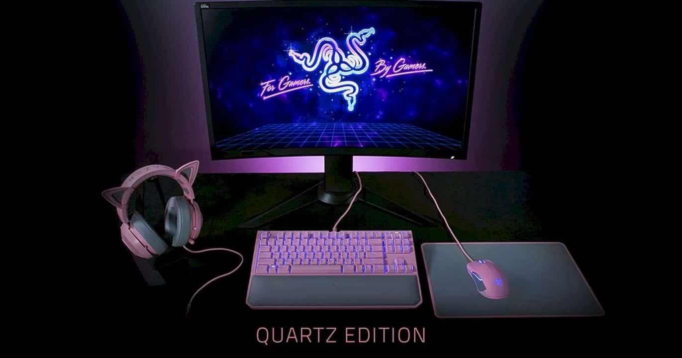Razer Blade Quartz Pink Edition 1