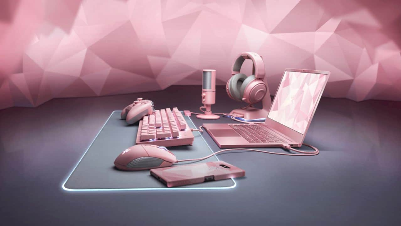 Razer Blade Quartz Pink Edition 4