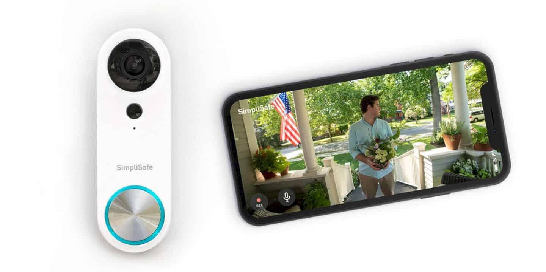 Simplisafe Video Doorbell Pro 5