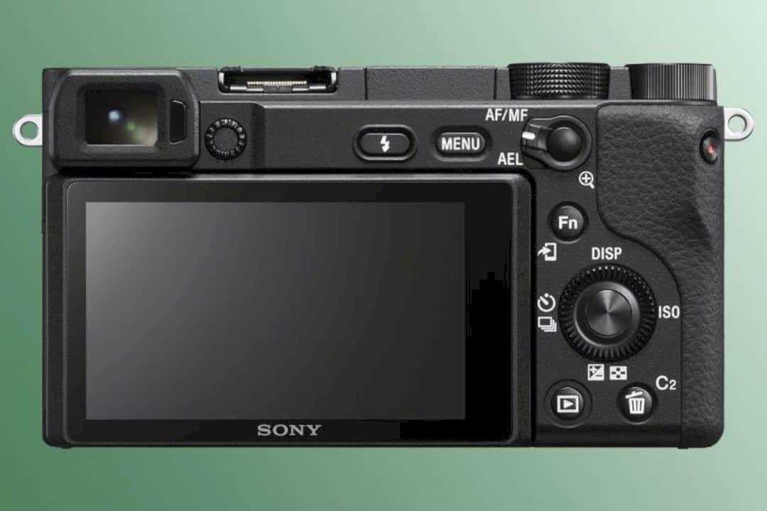 Sony α6400 6
