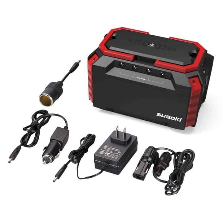 Suaoki S270 Portable Power Station: The Ultimate Electric Mobile Station
