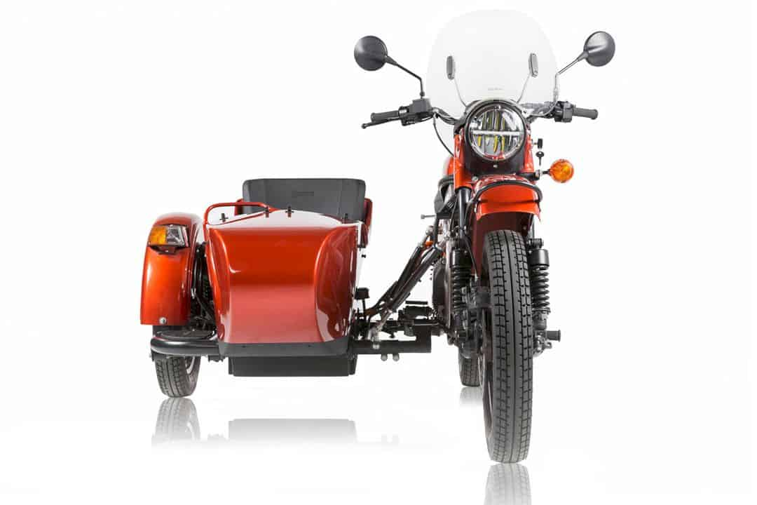The Ural All Electric Prototype 11