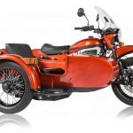 The Ural All-Electric Prototype: A Ural Charged. Literally!