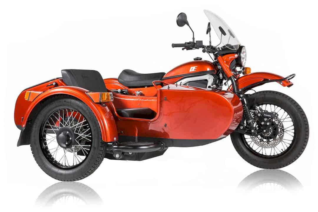 The Ural All Electric Prototype 12