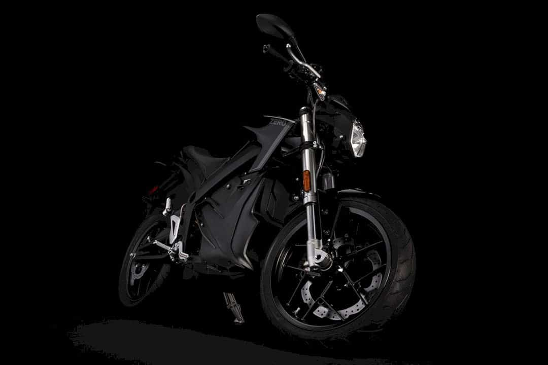 Zero S Electric Motorcycle 12