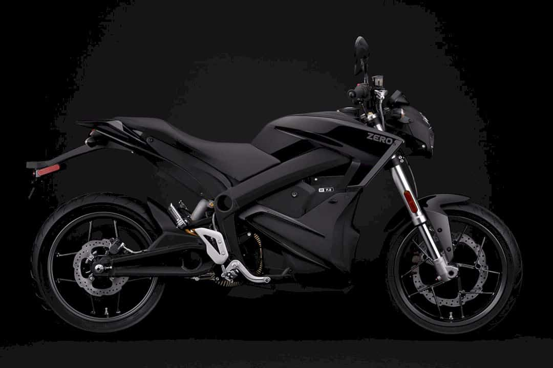 Zero S Electric Motorcycle 13