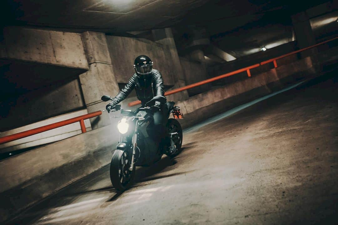 Zero S Electric Motorcycle 3