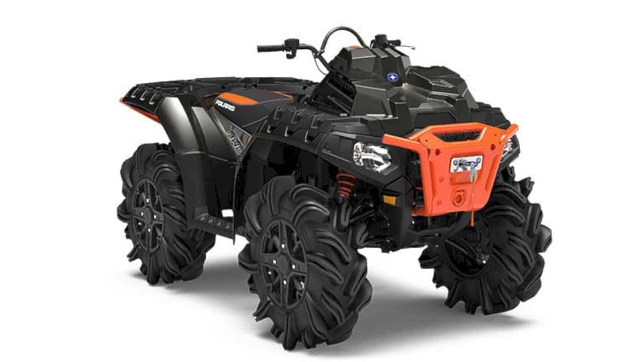 2019 Polaris Sportsman 1000 High Lifter Edition: DOMINATE THE MUD