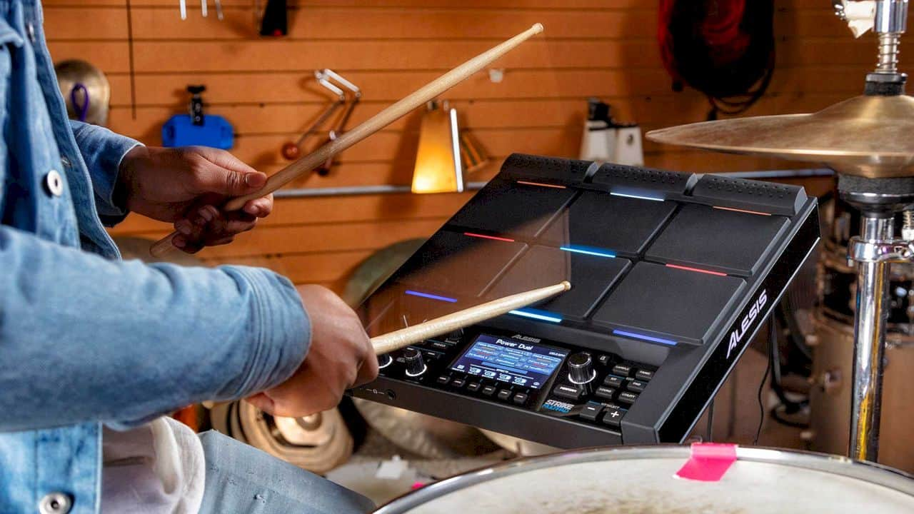Alesis Strike Multipad 2