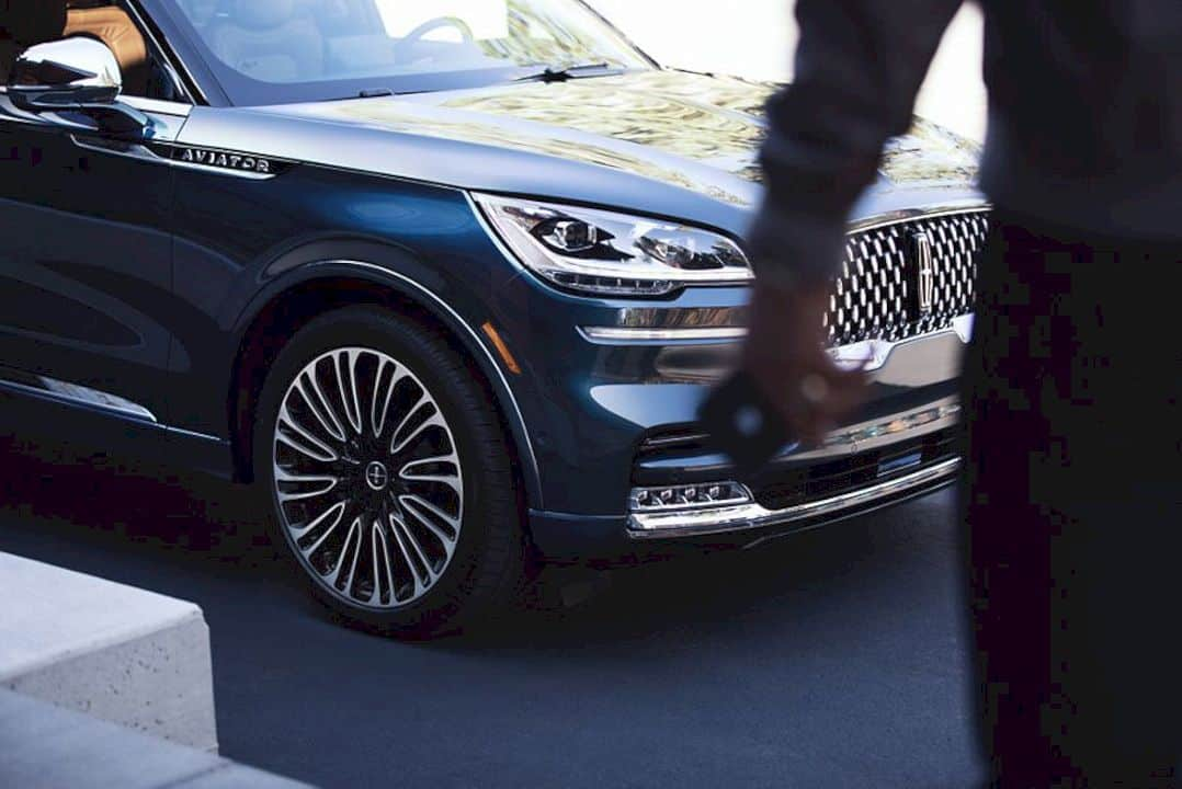 All New 2020 Lincoln Aviator 7