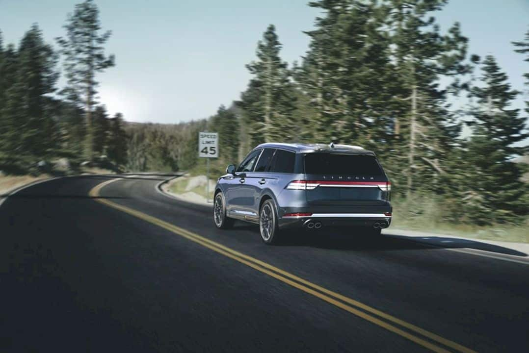 All New 2020 Lincoln Aviator 9