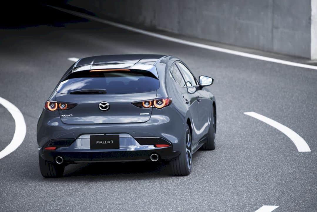All New Mazda 3 1