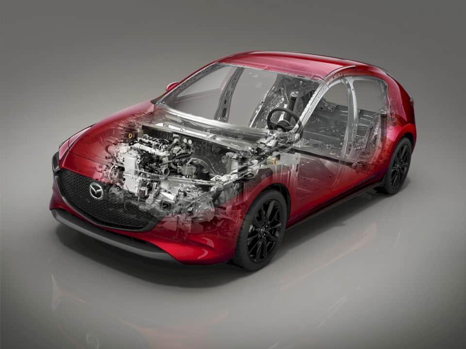 All New Mazda 3 2
