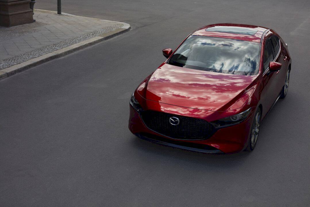 All New Mazda 3 4