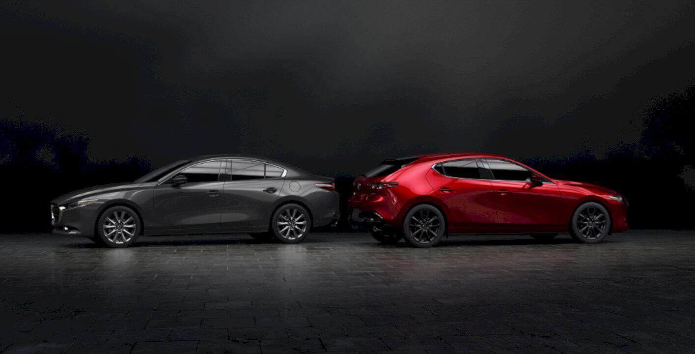 All New Mazda 3 6