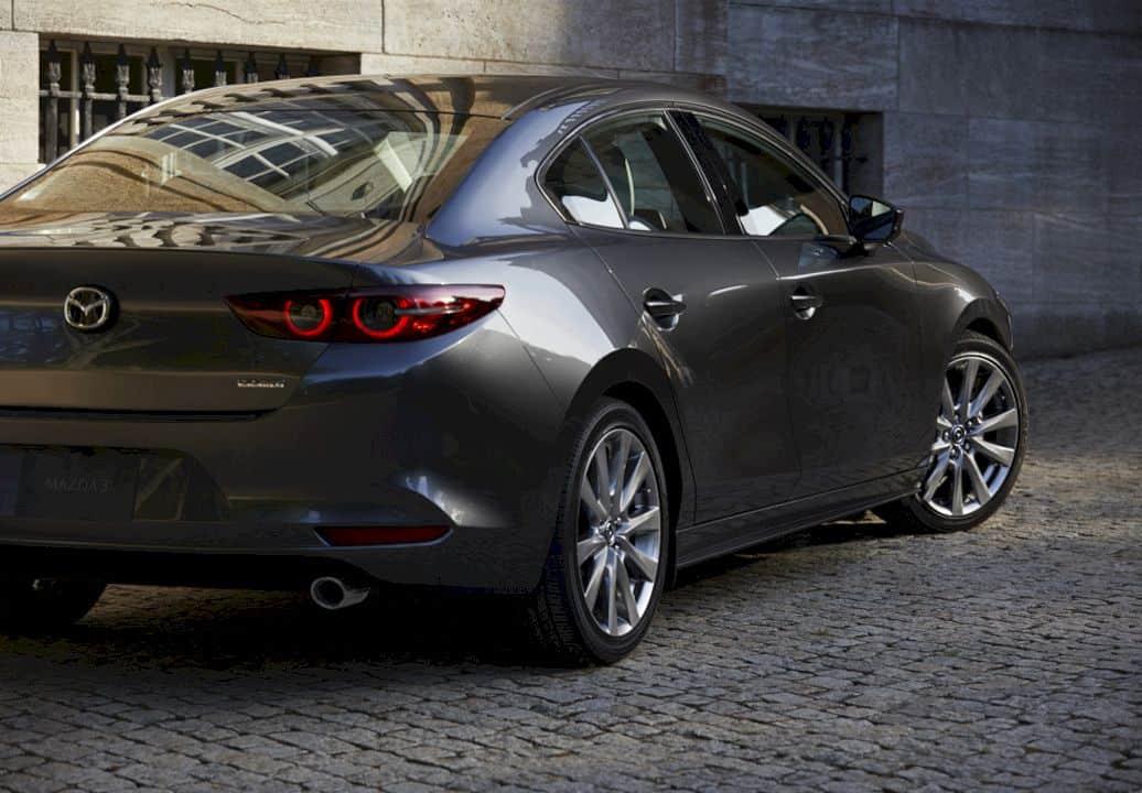 All New Mazda 3 7