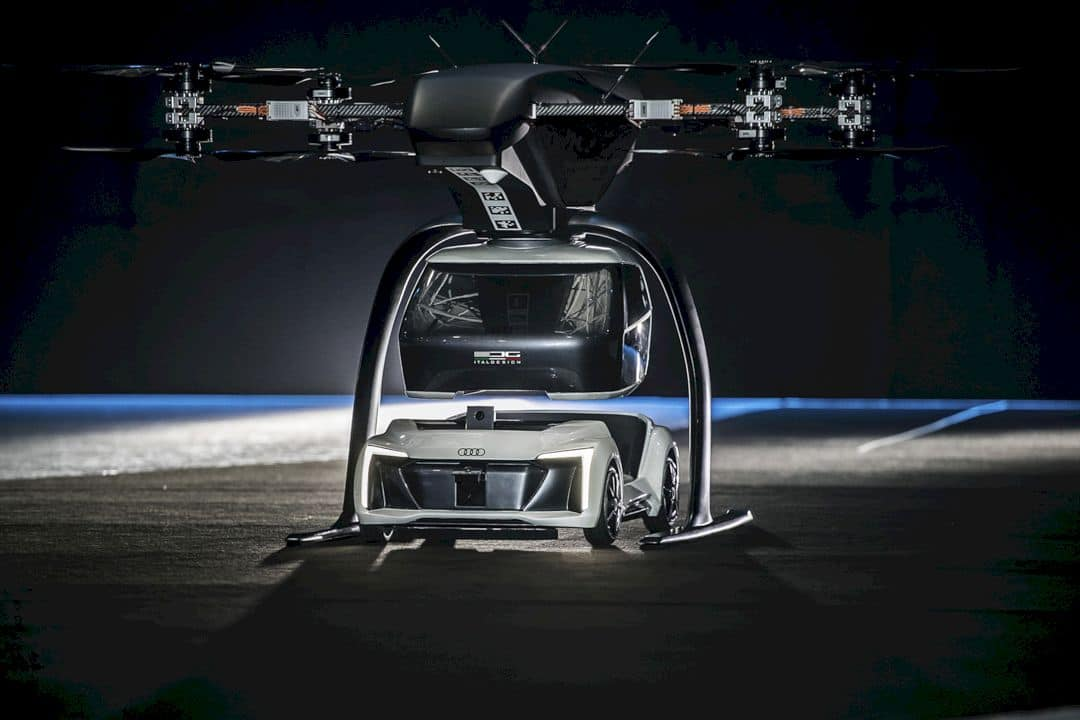 Audi Flying Taxi Concept 5