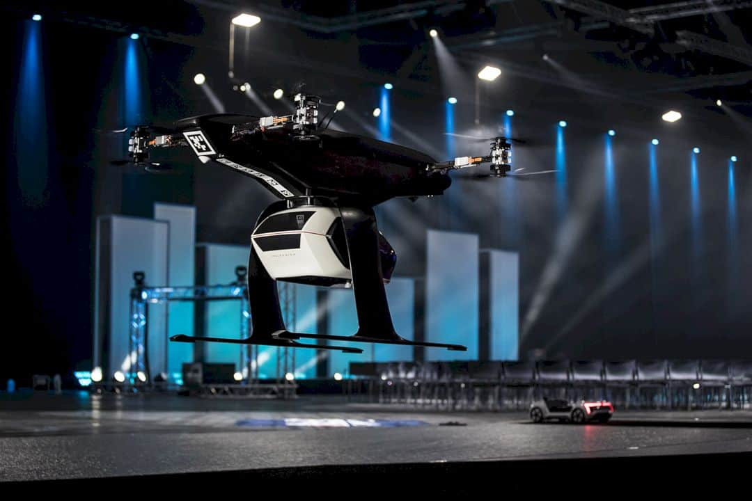 Audi Flying Taxi Concept 7