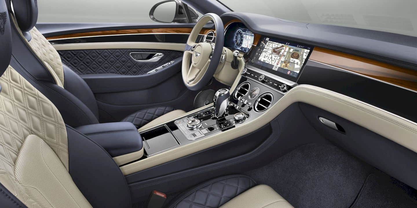 Bentley New Continental GT: A Sense of Speed and Presence