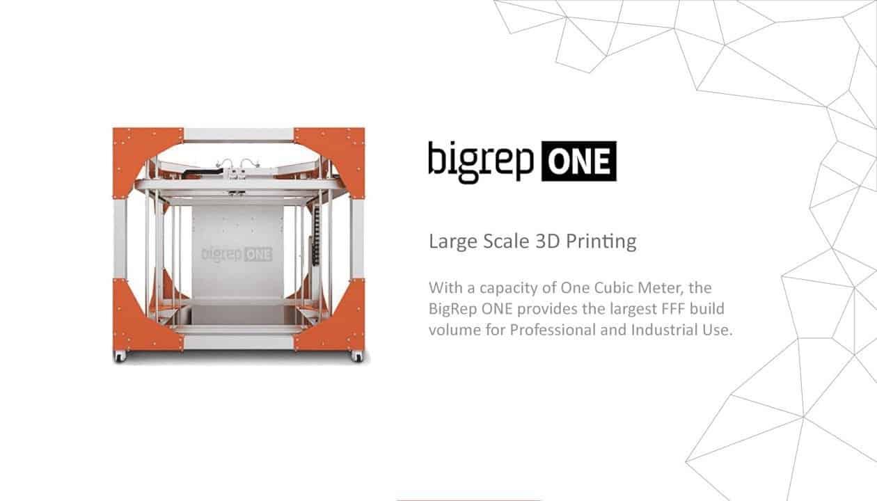Bigrep One 1