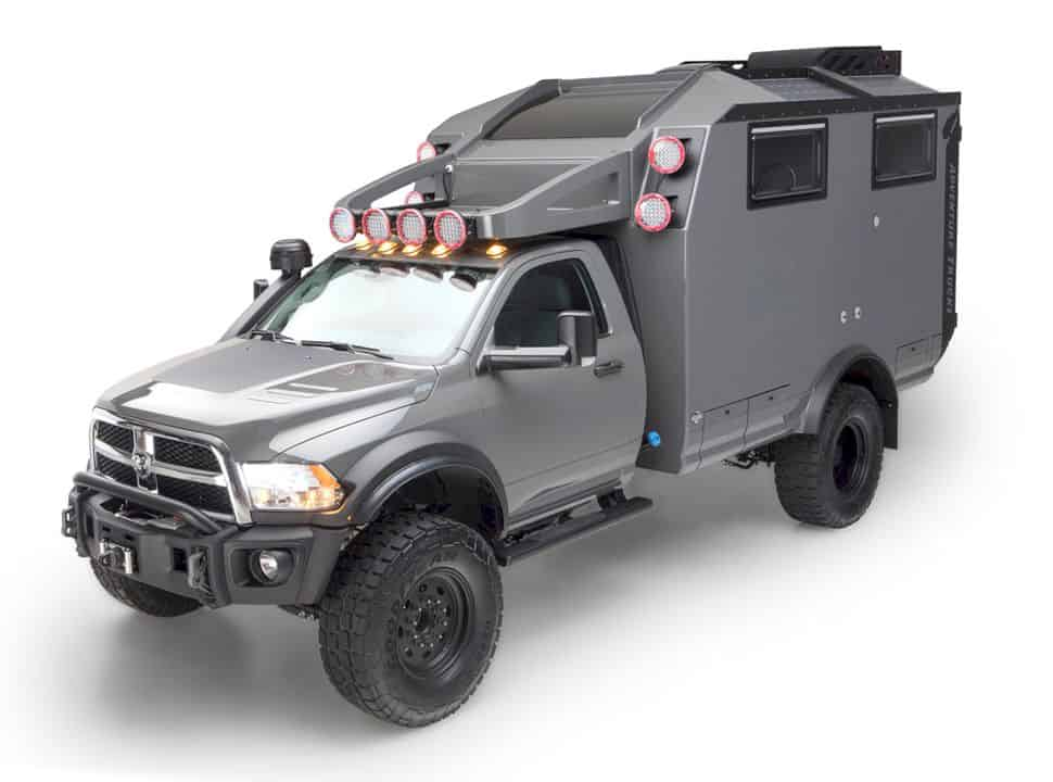 Gev Adventure Truck 2