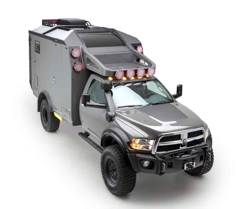 Gev Adventure Truck 3
