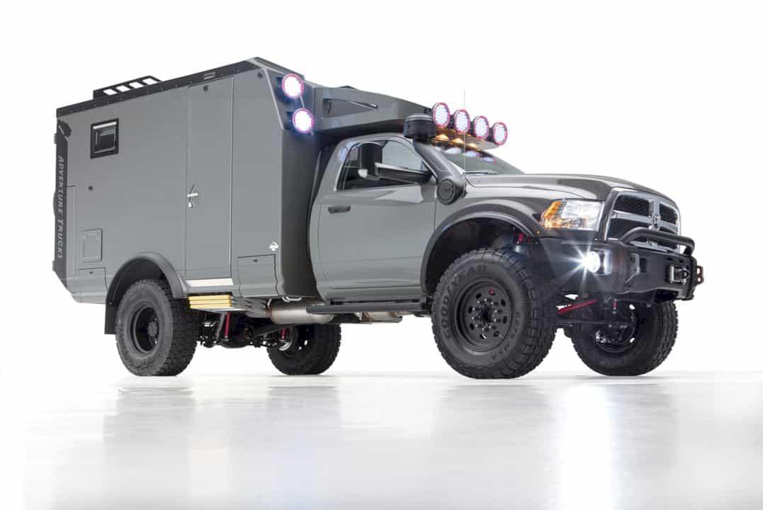 Gev Adventure Truck 4