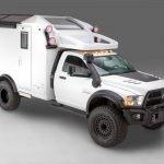 GEV Adventure Truck: ADVENTURE HUNGRY?