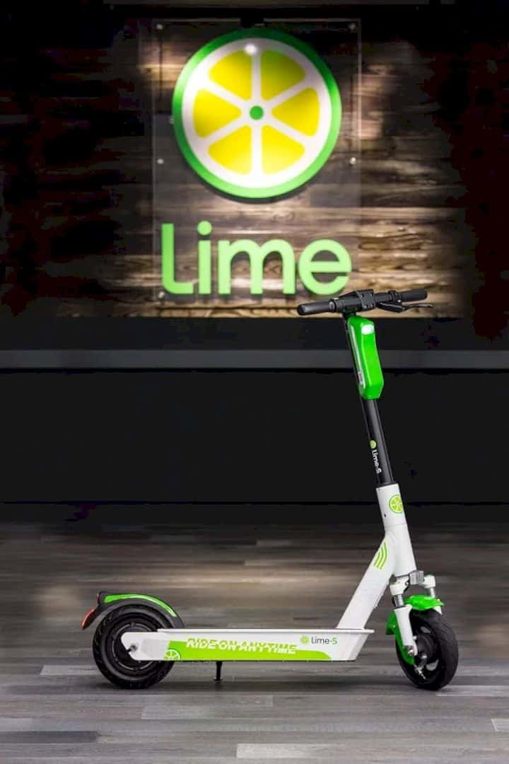 Lime Gen 3 Electric Scooter 3
