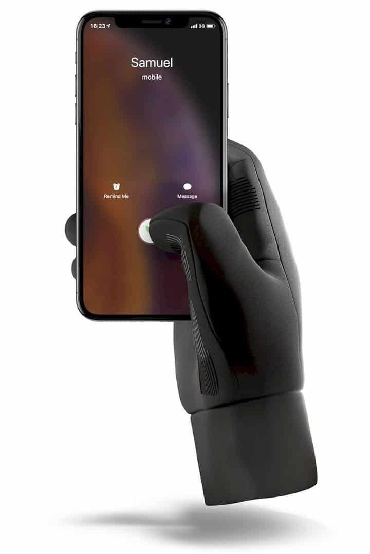Mujjo Touchscreen Gloves 4