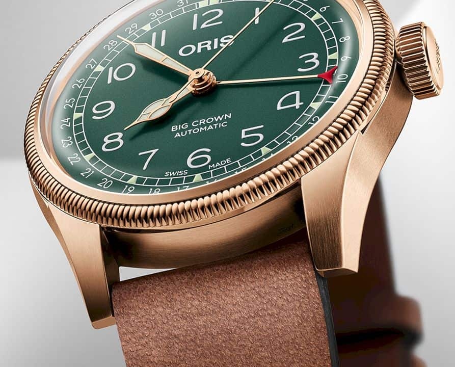 Oris Big Crown Pointer Date 80th Anniversary Edition 5