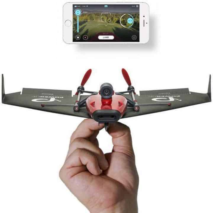 Powerup X Fpv Video Paper Airplane Kit 3