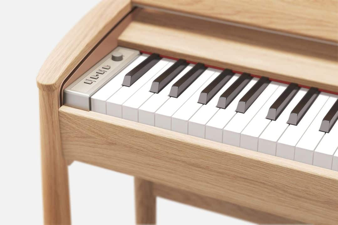 Roland x Karimoku Kiyola KF-10: The artisan tradition meet the innovative digital piano technology