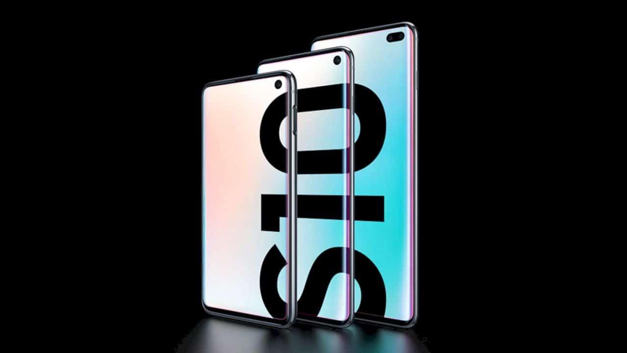 Samsung Galaxy S10 4