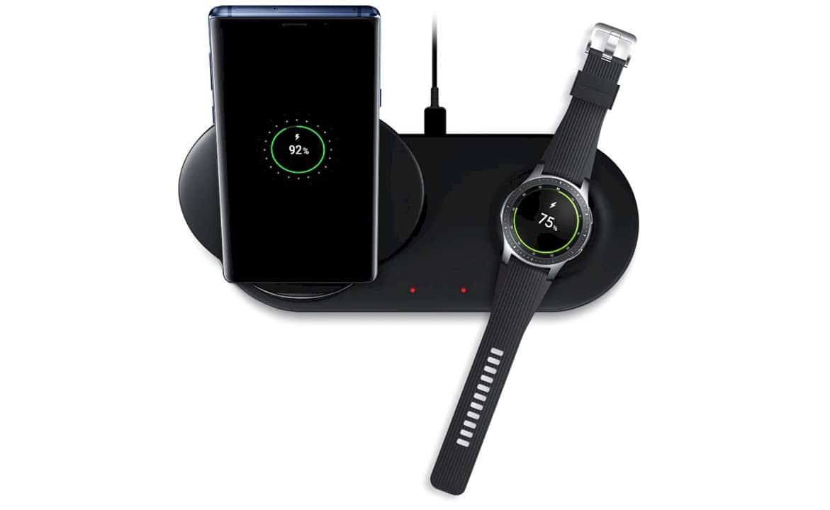 Samsung Wireless Charger Duo 8