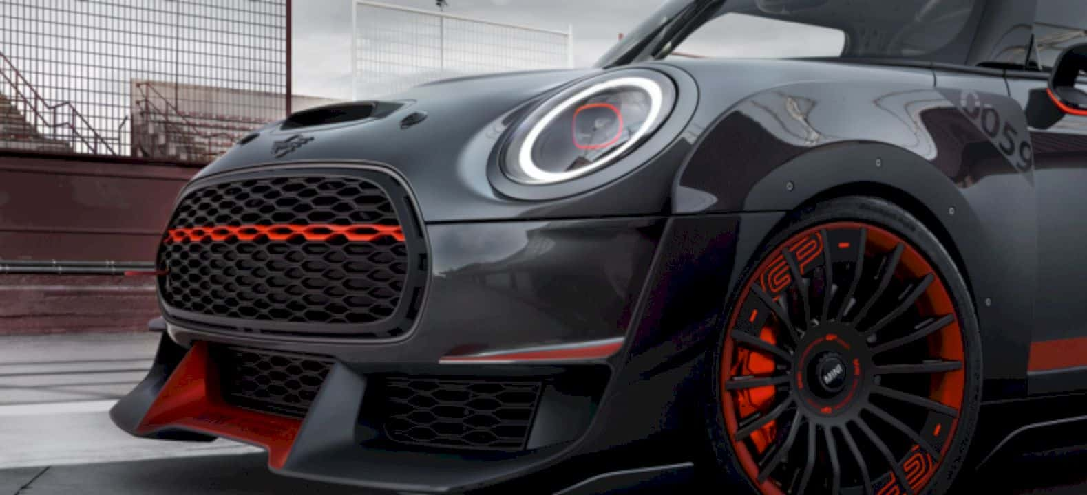The Mini John Cooper Works Gp Concept 5